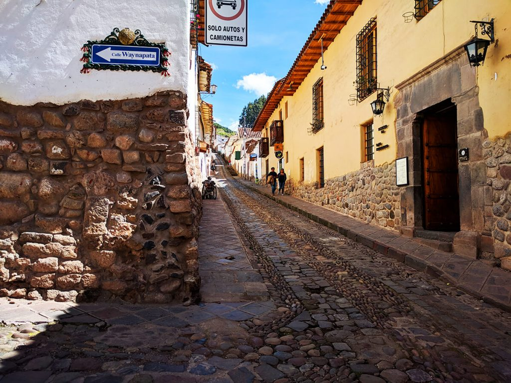 cusco historic distric