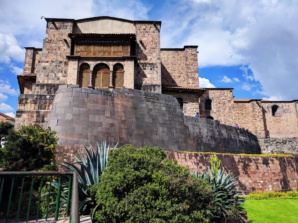 cusco castle