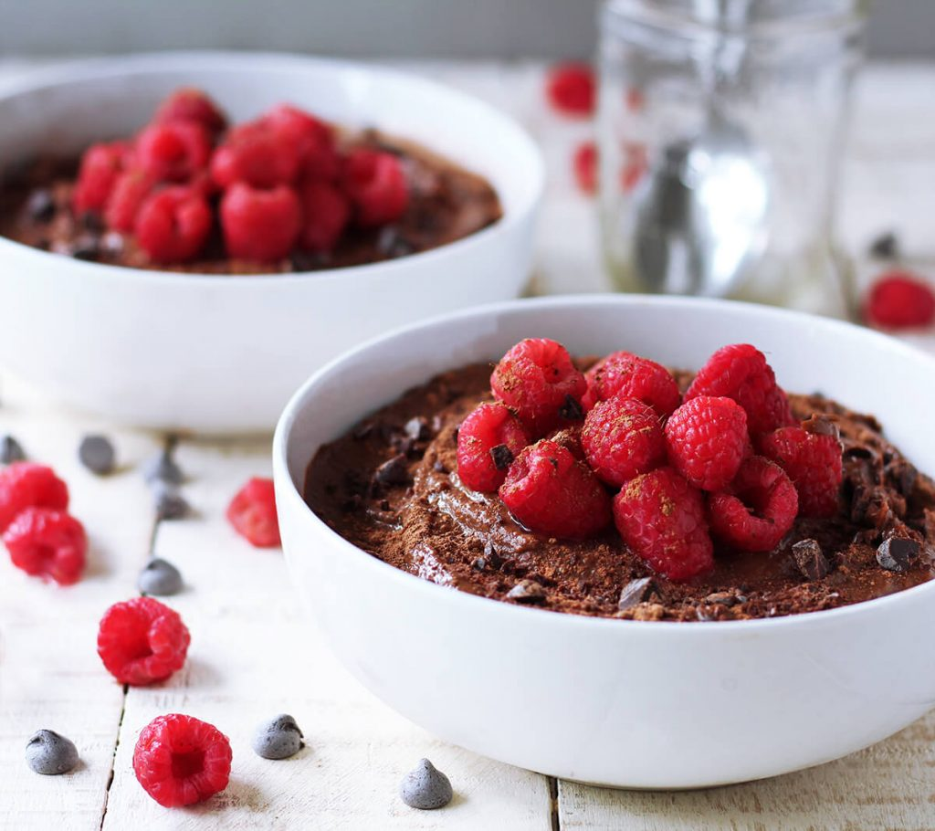 low fat chocolate pudding | spartanlifeblog.com