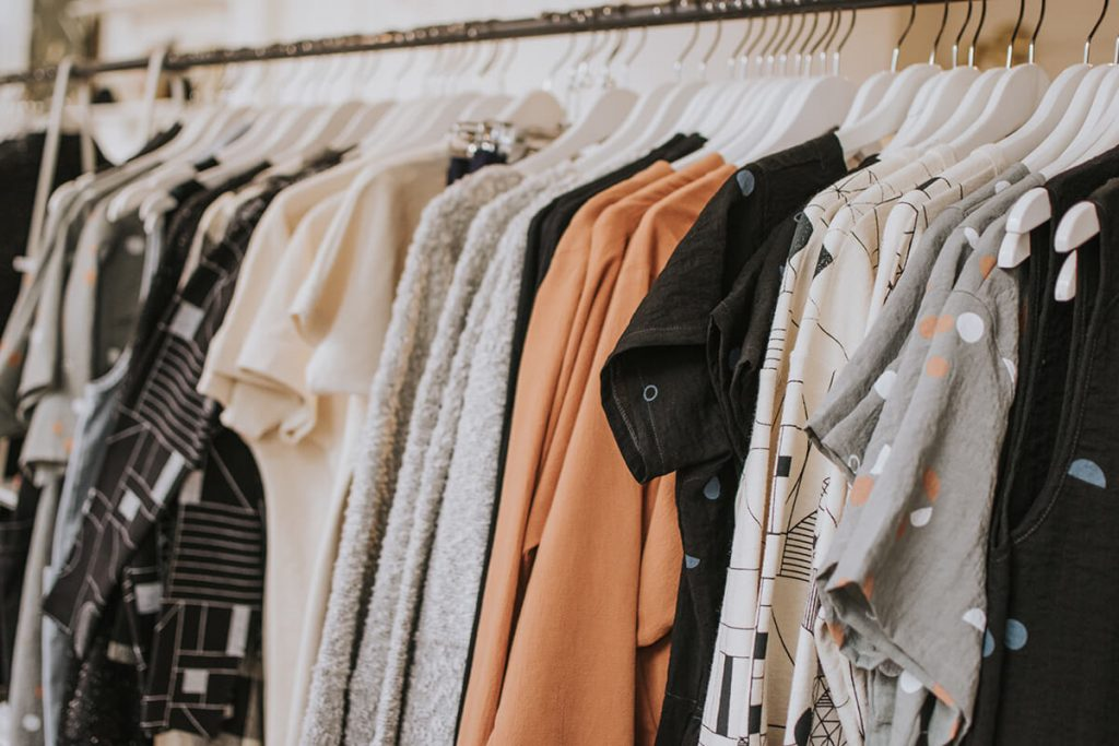 zero waste lifestyle thrift shopping