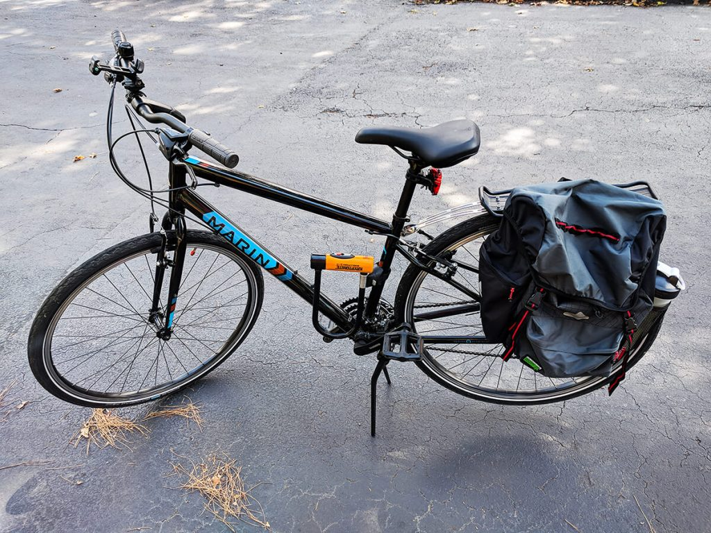 zero waste lifestyle commuting
