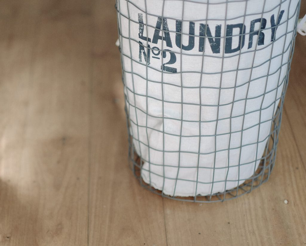 diy zero waste laundry | spartanlifeblog.com