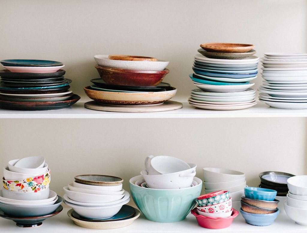 easy zero waste changes shop secondhand | spartanlifeblog.com