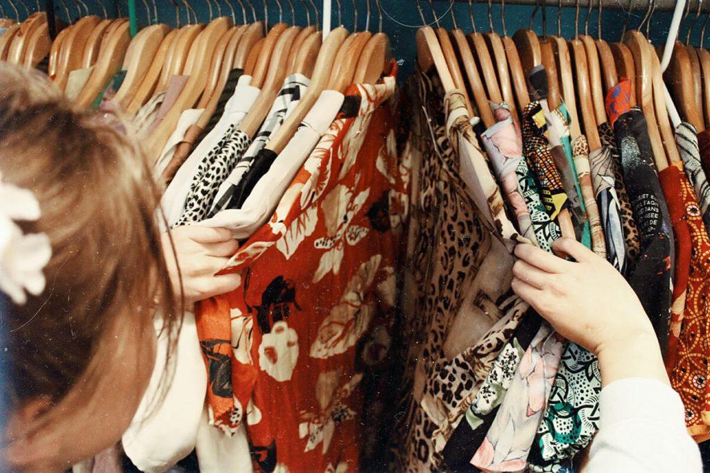 thrift store zero waste | spartanlifeblog.com