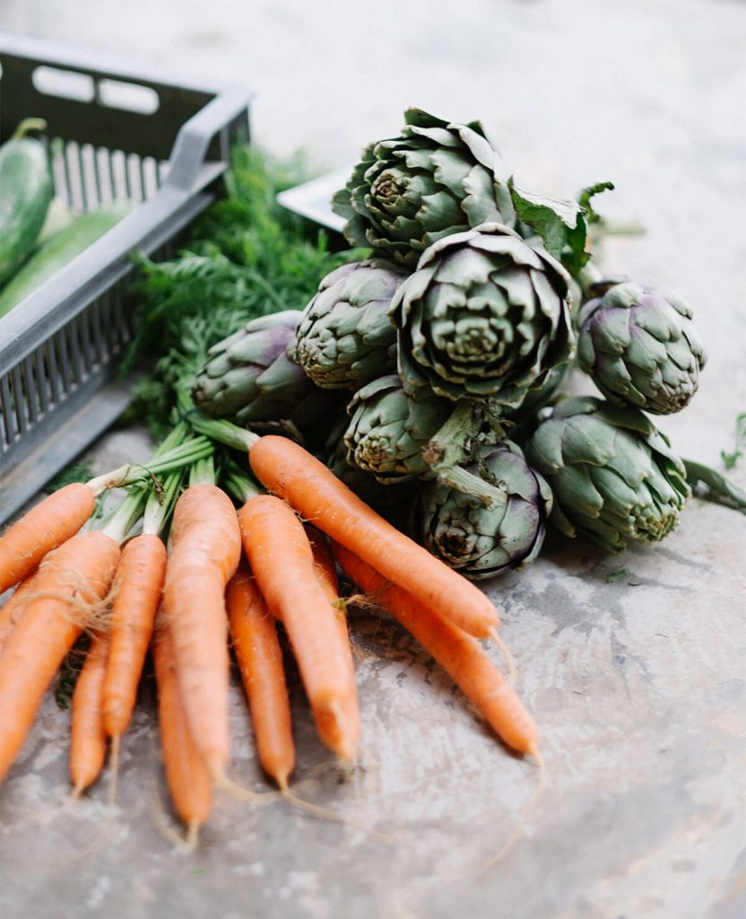 vegetable scraps zero waste | spartanlifeblog.com