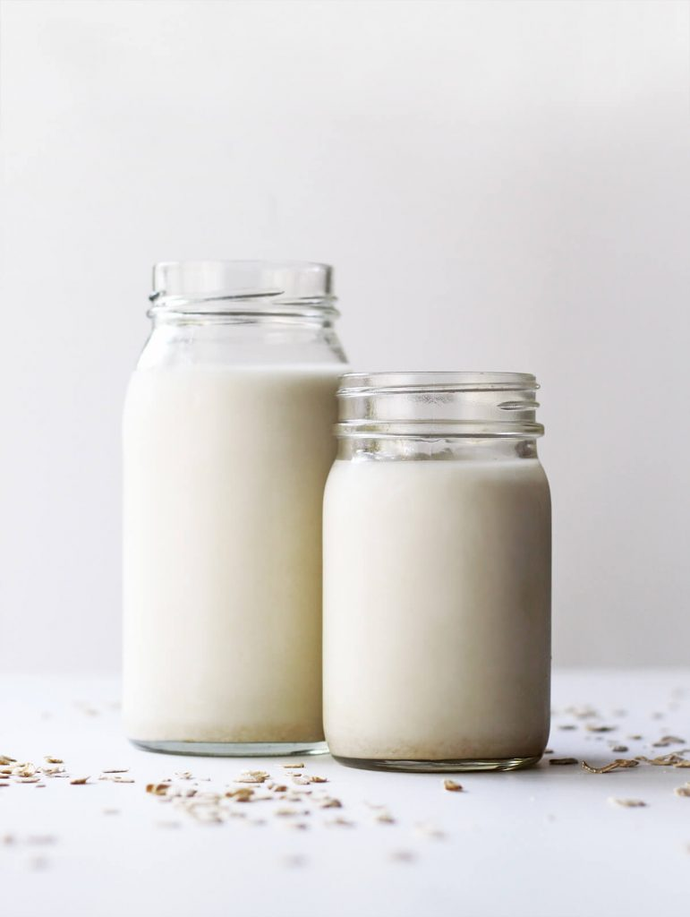 oat milk recipe