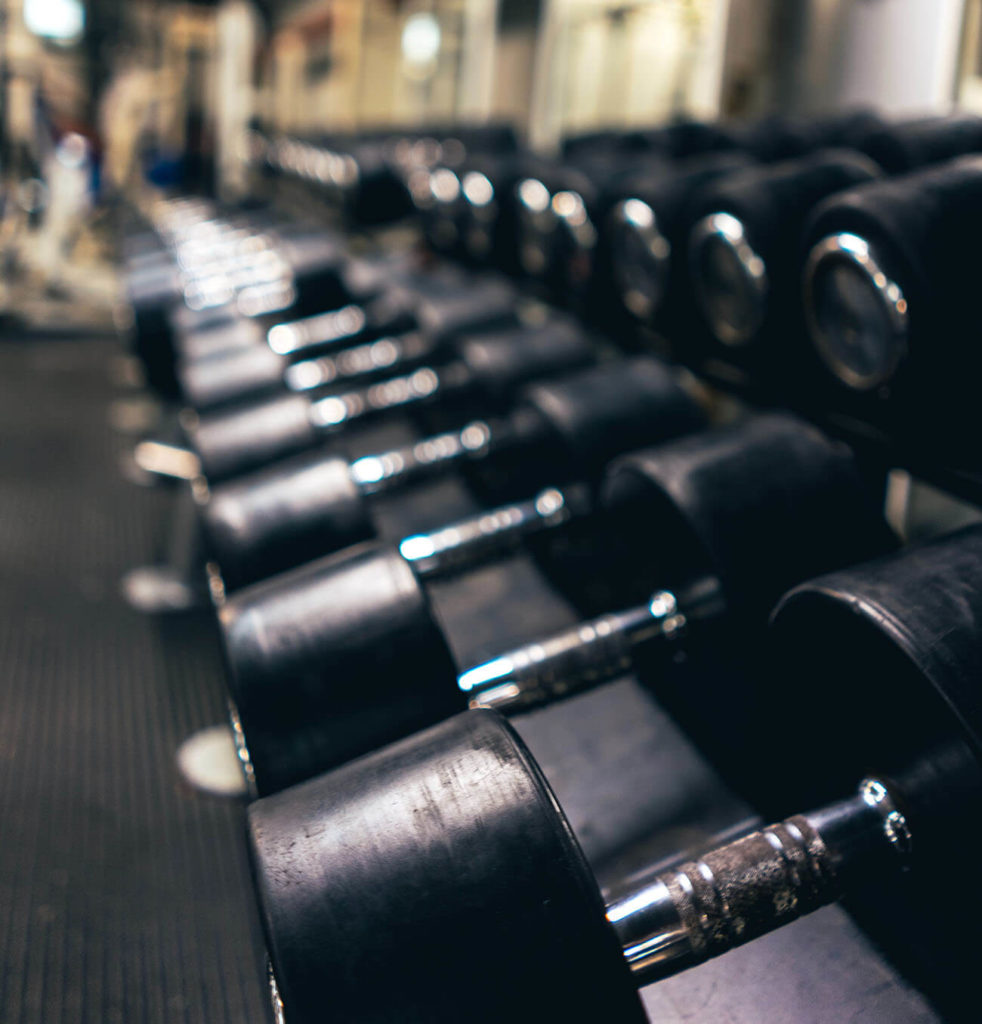 journey into weight lifting
