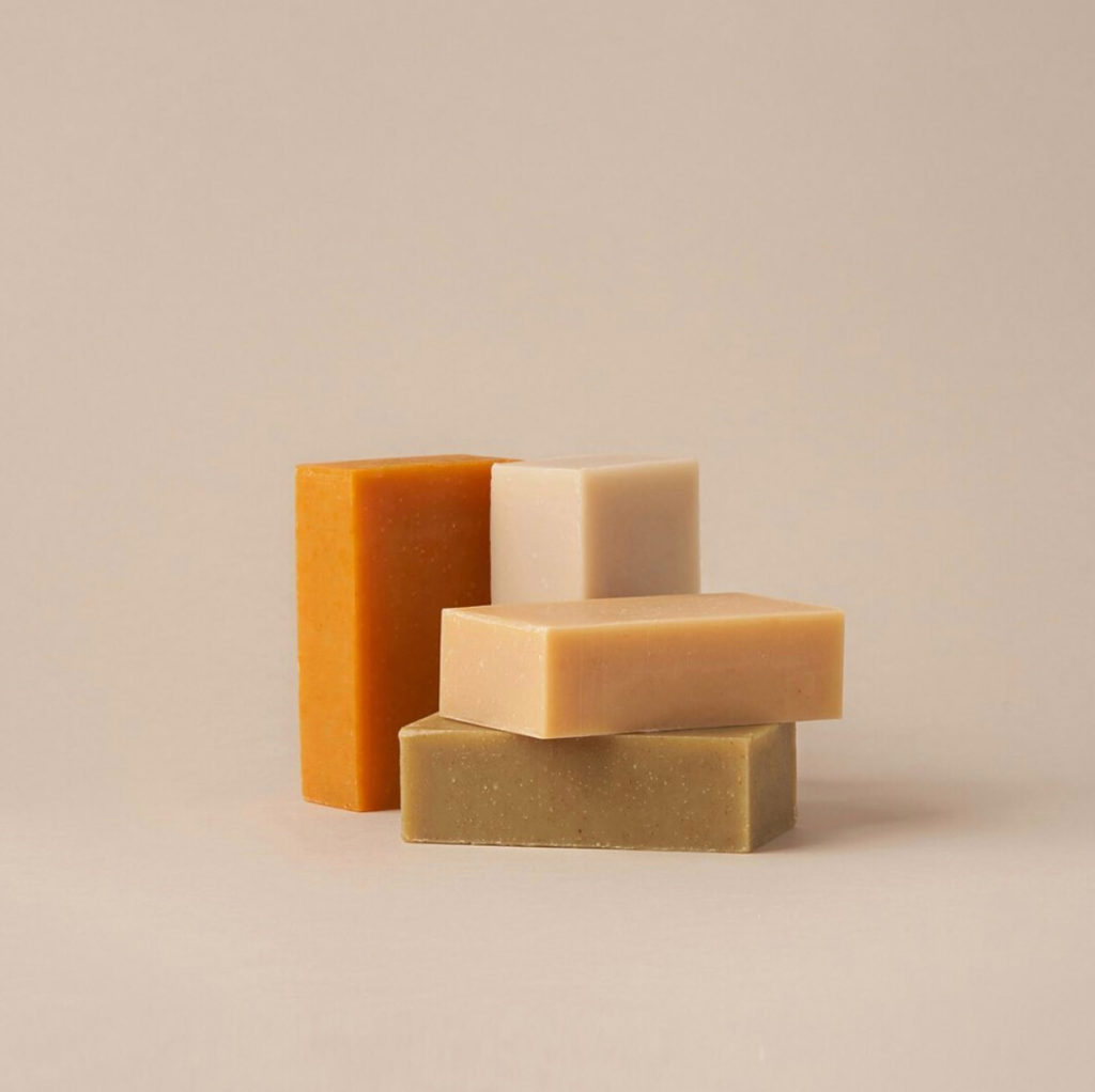 Humankind shampoo conditioner bars