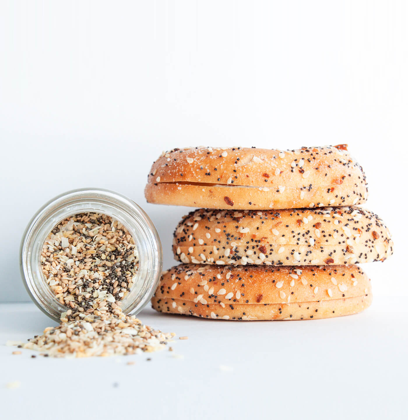 homemade vegan bagels recipe