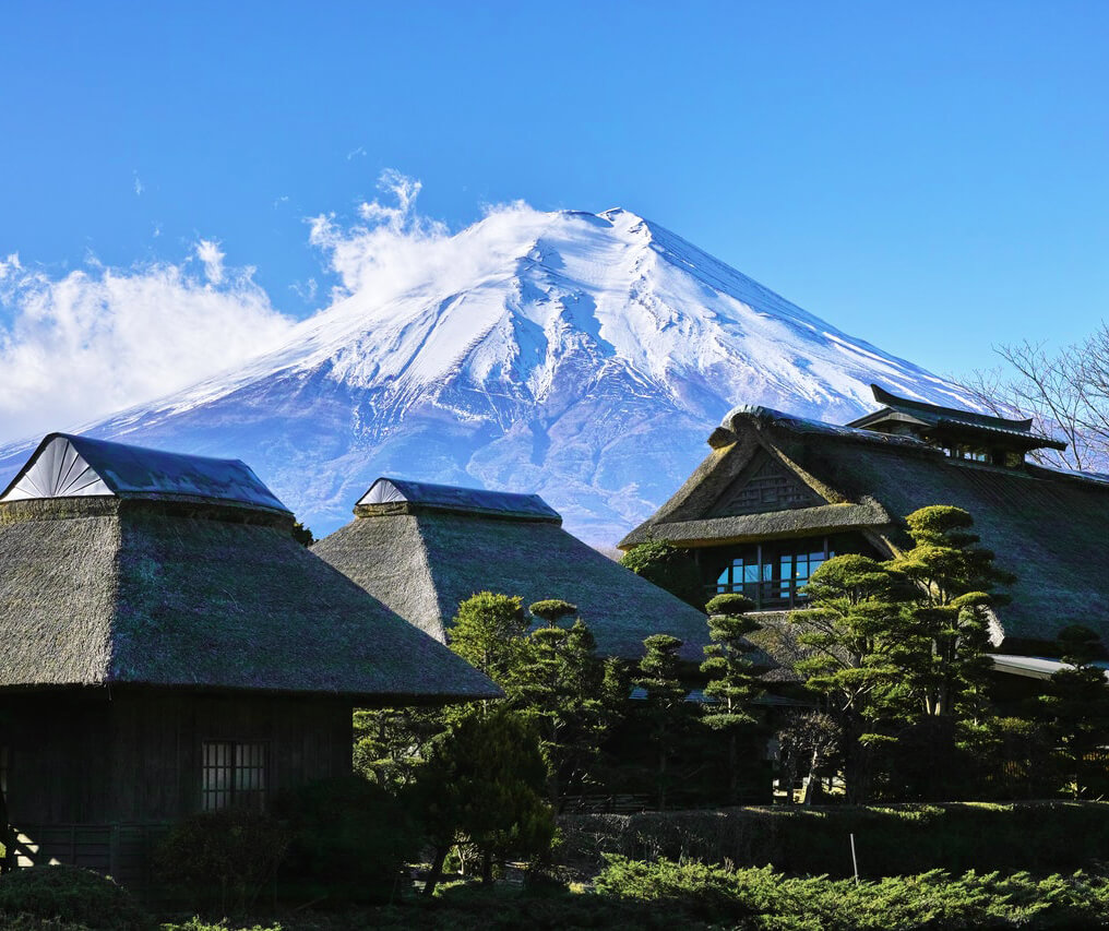 how to climb mt fuji from the base
