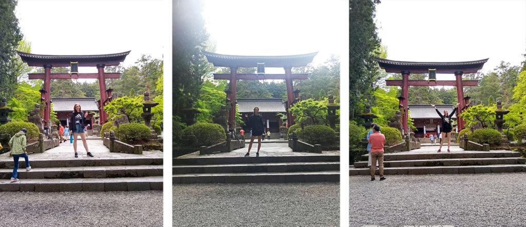 Sengen Shrine Fuji