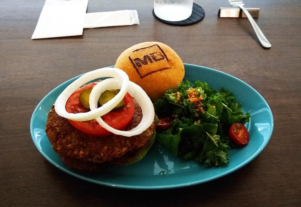 tokyo vegan burger