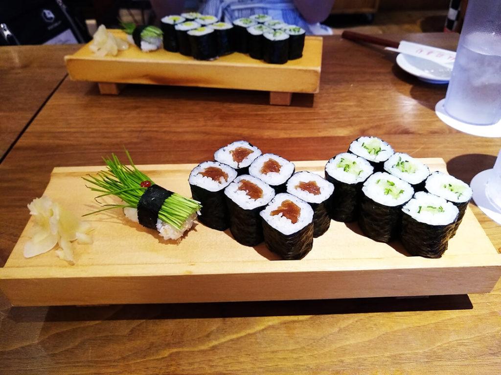 tokyo vegan sushi