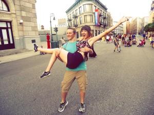 Disney World Jennifer and Ryan