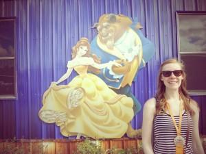 Disney World Kathleen and Belle