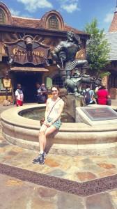 Disney World Gaston's tavern
